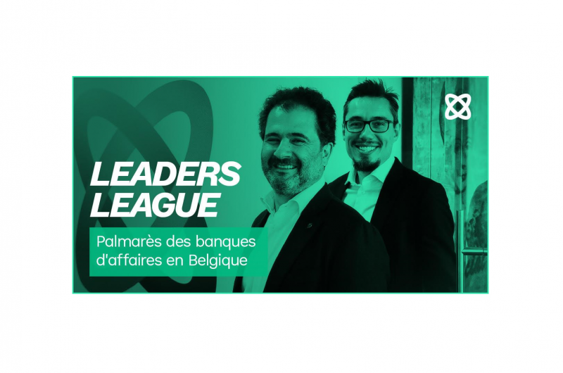 Allyum enters the Leaders League's ranking of Belgium's investment banks! (EN)